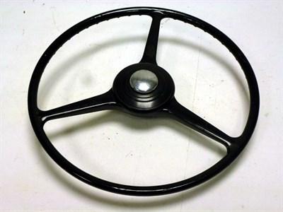 Lot 85 - A Steering Wheel