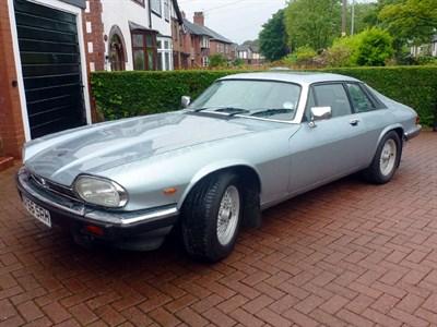 Lot 16-1990 Jaguar XJ-S 3.6