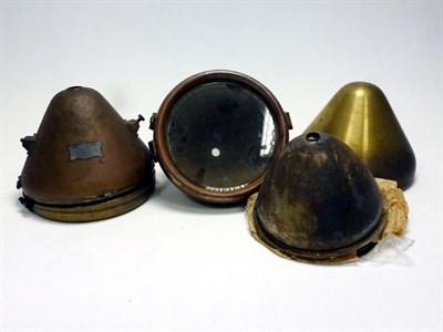 Lot 11 - A Pair of C.A.V. Model 'E' Headlamps
