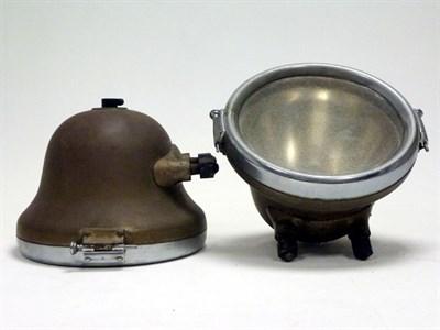 Lot 12 - A Pair of Headlamps