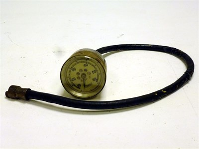 Lot 23-An Early Speedometer