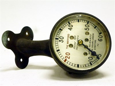 Lot 52 - An Early Speedometer