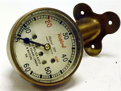 Lot 53-An Early Speedometer
