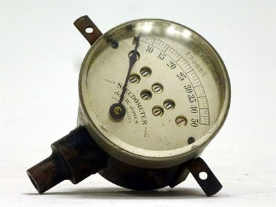 Lot 55 - An Early Speedometer