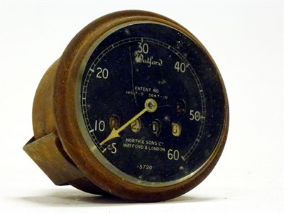 Lot 61 - An Early Speedometer