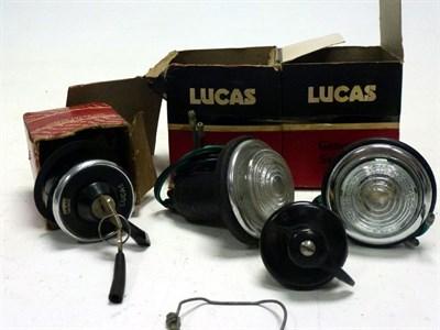 Lot 72-Lucas Ephemera