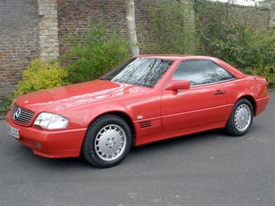 Lot 6-1992 Mercedes-Benz 300 SL-24