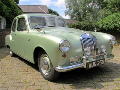 Lot 59 - 1956 Armstrong Siddeley Sapphire 236