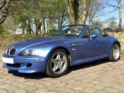 Lot 37-1998 BMW Z3M