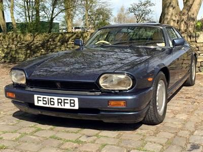 Lot 68-1989 Jaguar XJR-S 5.3