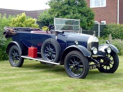 Lot 40-1925 Morris Cowley 'Bullnose' Tourer
