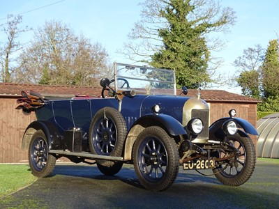 Lot 93-1925 Morris Cowley 'Bullnose' Tourer