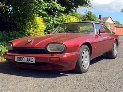 Lot 80-1991 Jaguar XJR-S 6.0