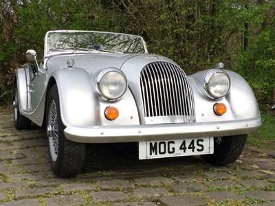 Lot 95-1985 Morgan 4/4 1600