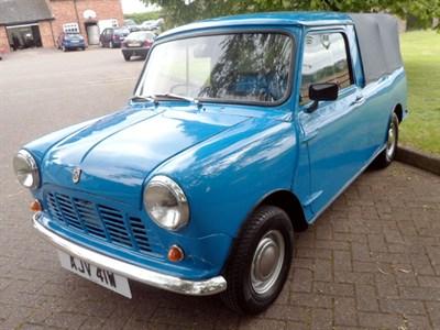 Lot 96-1980 Mini 95 Pickup