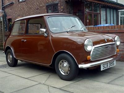 Lot 71-1978 BL Mini 1000