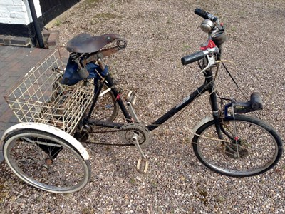 Lot 1 - Pashley Tricycle