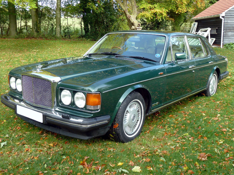 Lot 7-1989 Bentley Eight