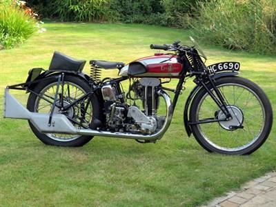 Lot 33 - 1933 Excelsior C14 'IOM' Special
