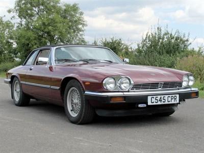 Lot 45-1985 Jaguar XJ-SC 5.3