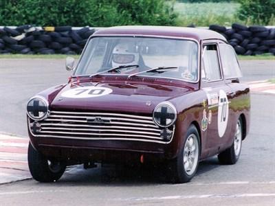 Lot 18-1965 Austin A40 MKII Historic Race Car