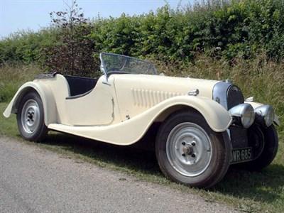 Lot 33-1938 Morgan 4-4