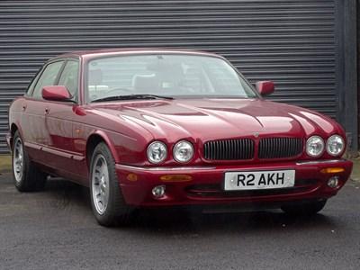 Lot 7-1998 Jaguar XJ Sport 3.2