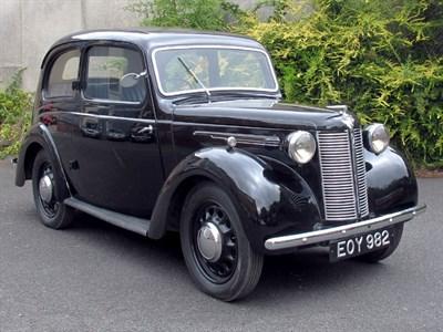 Lot 78-1939 Austin Eight Saloon