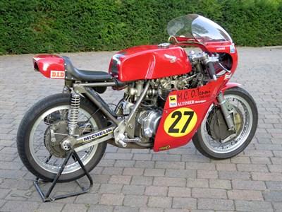 Lot 27 - 1970 Drixton Honda GP