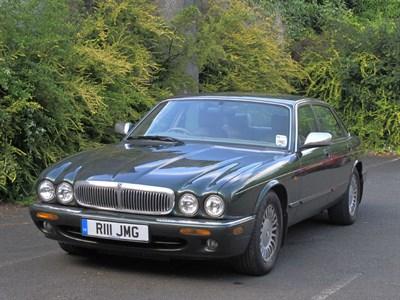 Lot 79-1997 Jaguar XJ8 3.2