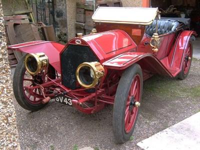 Lot 50-1911 Regal Model N Underslung