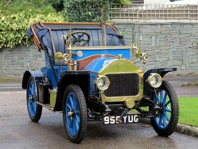 Lot 19-1908 Darracq Type R 10/12hp