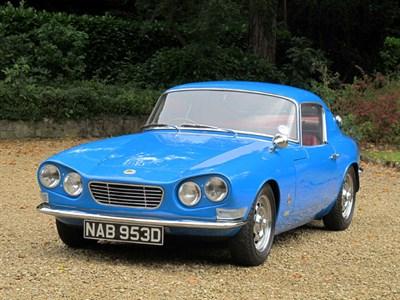 Lot 58-1965 IWR-Lotus Elan GT