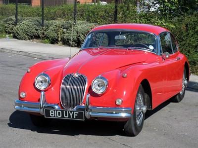 Lot 37-1961 Jaguar XK150 SE 3.8 Litre Fixed Head Coupe
