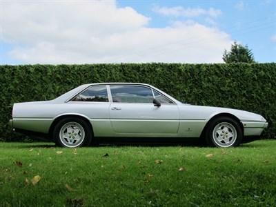Lot 63-1986 Ferrari 412