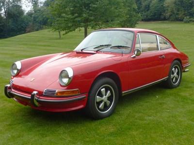 Lot 85-1968 Porsche 912