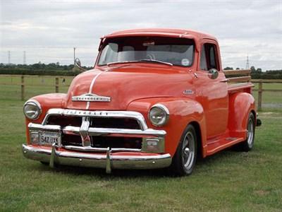 Lot 78-1954 Chevrolet 3100 Pickup