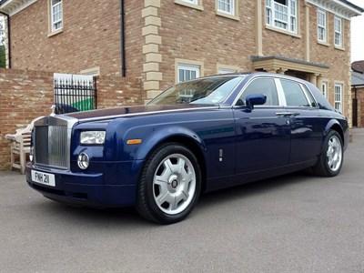Lot 76-2003 Rolls-Royce Phantom