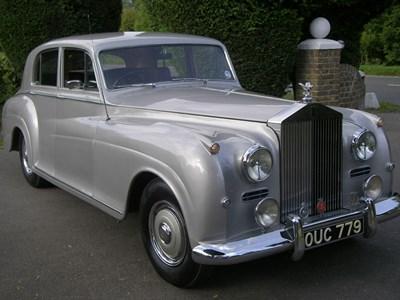 Lot 90-1954 Rolls-Royce Silver Dawn