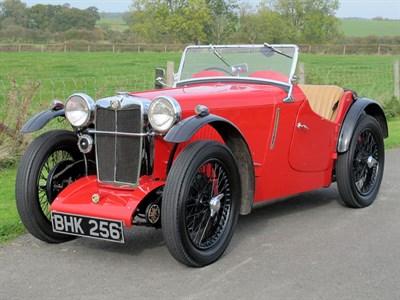 Lot 18-1934 MG PA