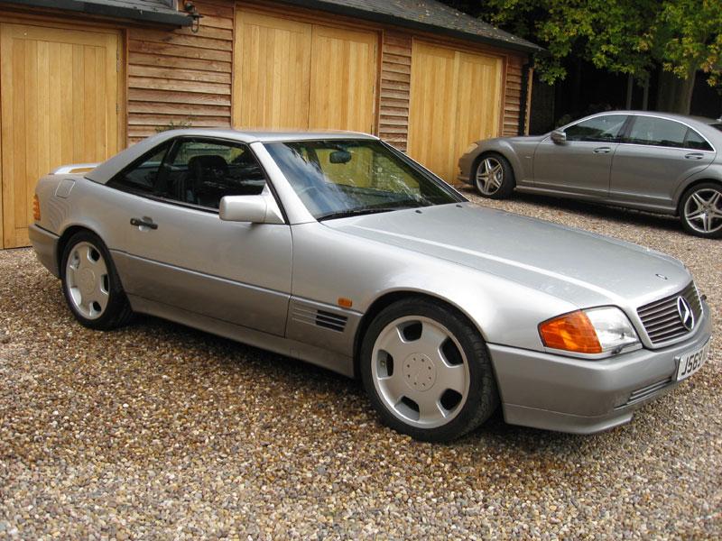 Lot 68-1991 Mercedes-Benz 300 SL-24