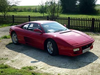Lot 63-1992 Ferrari 348 TB