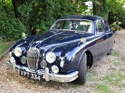 Lot 81-1956 Jaguar MK I