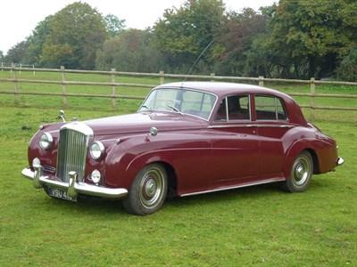 Lot 27-1961 Bentley S2 Saloon