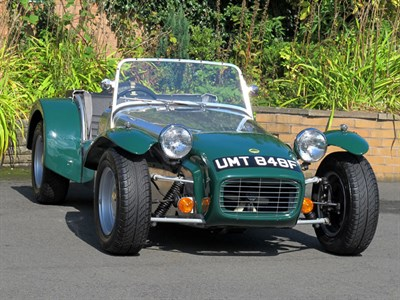 Lot 84-1968 Lotus Super Seven S2