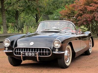 Lot 87-1957 Chevrolet Corvette