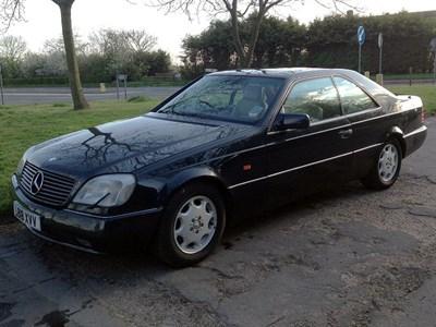Lot 20-1994 Mercedes-Benz S 600