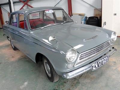 Lot 2-1964 Ford Consul Cortina