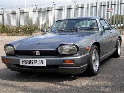 Lot 83-1988 Jaguar XJR-S 5.3