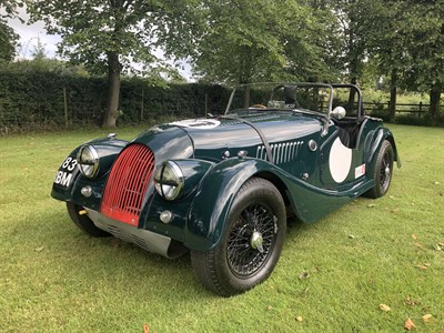 Lot 26-1961 Morgan Plus 4